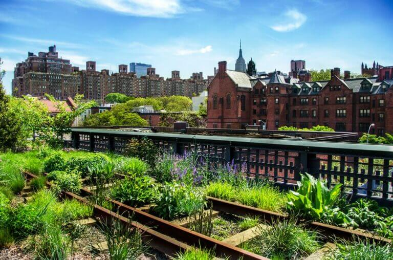 The High Line – Den hævede park
