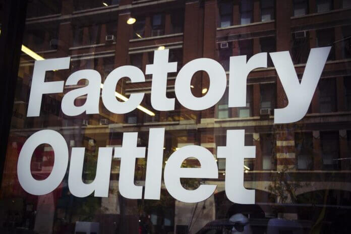outlet new york