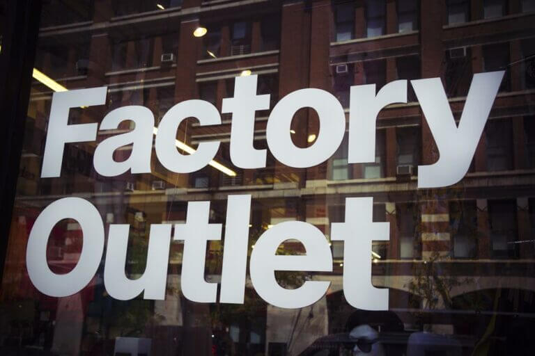 Outlets i New York
