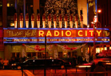 Radio City Music Hall Rockettes Christmas Spectacular