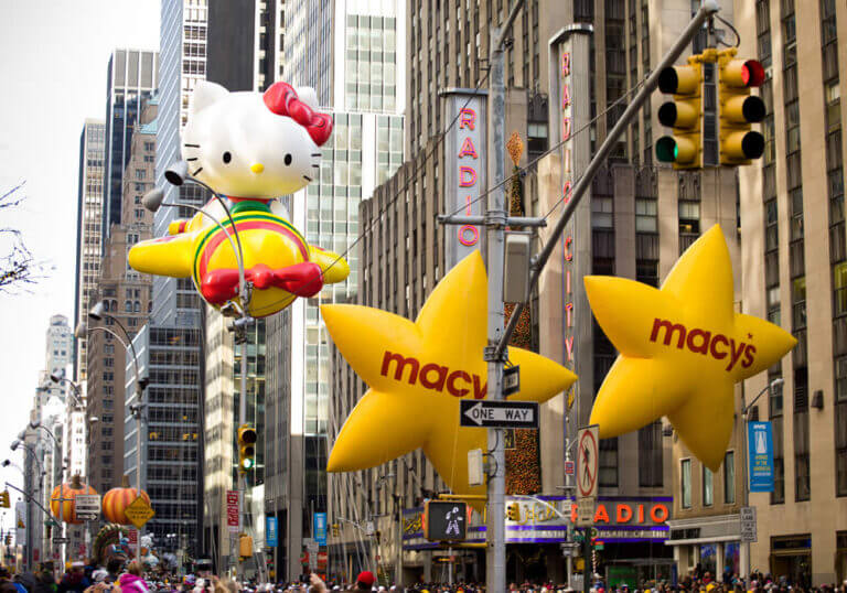 Thanksgiving Day Parade 2019