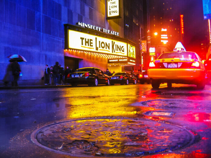 The Lion King Broadway New York