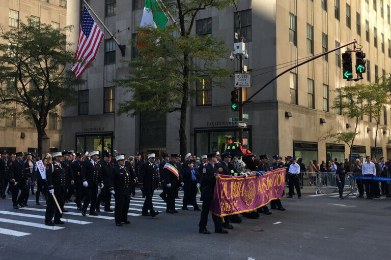 Columbus Day Parade 2019 New York