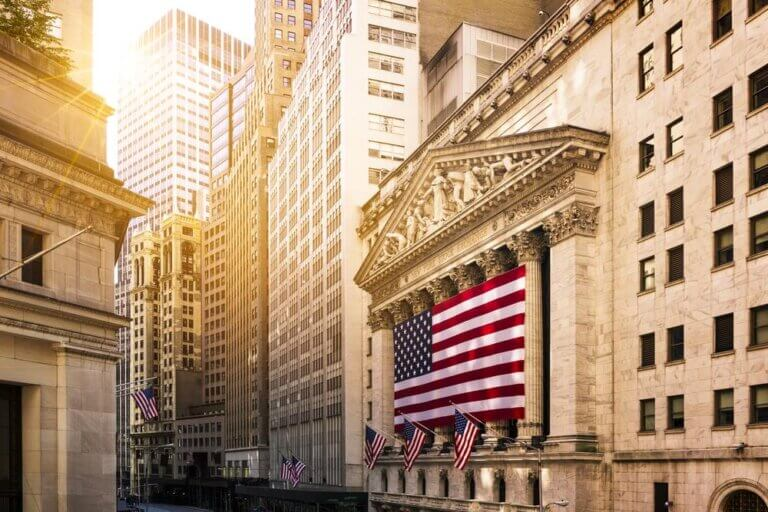 Wall Street – New York